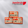 Artifex Polishing Blocks,Quality SC-MZ Block with cartridge—Soft -- 2010830
