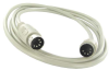 10ft Din5 M/M 5C Straight Thru Cable -- D510-10