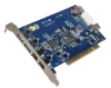 Belkin Hi-Speed USB 2.0 and FireWire PCI Card -- F5U508V1