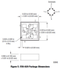 Silicon Beamless Schottky Diodes-Pairs and Quads -- DME3939-000 -Image