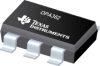 OPA362 3V Video Amplifier with Internal Gain and Filter in SC70 -- OPA362AIDCKT -Image