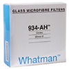 9907-047 - Whatman 934-AH RTU Glass Fiber Filter, 47 mm, Pack of 100. -- GO-29829-42