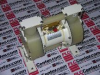 PUMP AIR OPERATED DOUBLE DIAPHRAGM 3/4INCH -- 5020