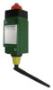Limitless™ WLS Series Heavy-duty Limit Switch, 2.2 dBi tilt/swivel antenna, US/Canada, top plunger -- WLS1A02AC