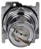 Non Illuminated Selector Switch Operator -- 10250T16111 - Image