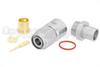TNC Male Precision Connector Clamp/Solder Attachment for PE-P300LL -- PE44810 -Image