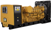 Diesel Generator Sets -- 3512 (50 HZ) WITH UPGRADEABLE PACKAGE - Image