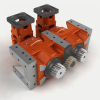 DRP+ Rack & Pinion Drive -- DRP+ Twin or DualDRIVE