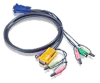 Aten 16-Foot MasterView Pro 1000 Series USB KVM Cable with A -- 2L5305U