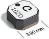 LPS4018 Series Low Profile Shielded Power Inductors -- LPS4018-184 -- View Larger Image