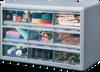 9-Drawer Storage Cabinet -- Model # DS-9, DSR-9, DSLB-9, DSMG-9, DSBZ-9