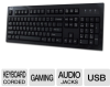 Adesso MKB-135B Mechanical Gaming Keyboard – USB Inter -- MKB-135B