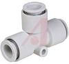 Fitting, 10 mm; 53 mm; 18.5 mm; 1.0 MPa(Max.); -5 degC; 60 degC; C3604BD, PBT -- 70070839 - Image
