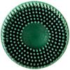 3M Scotch-Brite Ceramic RD-ZB Bristle Disc - Coarse Grade - Quick Change Attachment - 5/8 in Center Hole - 2 in Outside Diameter - Canada Automotive, Marine & Aerospace - 07524 -- 051131-07524 - Image