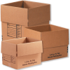 #1 Moving Box Combo Pack - 1 EACH PER CASE -- SHP-2195 - Image