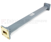 WR-75 Waveguide Section 12 Inch Length Straight Using UBR120 Flange With a 10 GHz to 15 GHz Frequency Range in Commercial Grade -- SMF75S-12 -Image