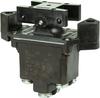 TP Series Rocker Switch, 2 pole, 3 position, Screw terminal, Flush Panel Mounting -- 2TP8-5 -Image