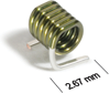1111SQ Series Square Air Core Inductors -- 1111SQ-39N -Image