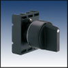 Selector Switch, NonIlluminated, Plastic