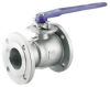 Stainless Steel Ball Valve -- s. 135 Stainless Steel - Image