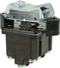 TP Series Rocker Switch, 4 pole, 3 position, Screw terminal, Flush Panel Mounting -- 4TP12-70 -Image