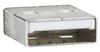 Right Angle USB Cable, Straight A Male / Left Angle B Male, 0.3m -- CAA-90LB-03M -Image
