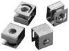 HOFFMAN ENCLOSURES - A-N1032 - Clip Nuts -- 55382
