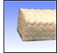 Style 1162IB - Braided Compression Packing -- 1162IB-125