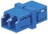 Fiber Connectors and Adapters : Adapters : Loose Piece -- FADJLCZBU-L