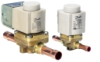 Solenoid Valves, Fluorinated Refrigerants, EVR, normally closed (NC), EVRH, solenoid valves for R410A/R744 -- 032G1062