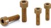 Plastic Screw - Socket Head Cap Screws - VESPEL(Grade:SCP-5000) -- SPDC-C -Image