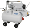 Vacuum unit with oil-lubricated pump, vacuum reservoir, water separator and system monitoring VAGG 63 AC3 80 -- 10.01.27.00123