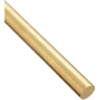 Brass 360-H02 Round Rod, ASTM B16, 1