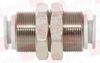 SMC KQ2E06-00-X2 ( FITTING, BULKHEAD UNION *LQA ) -- View Larger Image
