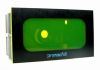 Primochill Myriad D5 Dual Bay Reservoir - UV Green -- 70880 -- View Larger Image
