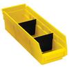 "2 7/8"" x 3"" - Plastic Shelf Bin Dividers -- BINDS23 -- View Larger Image"