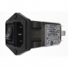 Power Entry Connectors - Inlets, Outlets, Modules -- CCM1667-ND -- View Larger Image
