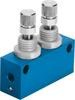 One-way flow control valve -- GR-M5X2-B -Image