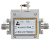 2.5 dB NF, 6 GHz to 18 GHz, Low Noise Broadband Amplifier with 10 dBm, 30 dB Gain and SMA -- FMAM3294 -Image