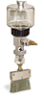 (Formerly B1745-3X12), Manual Chain Lubricator, 5 oz Polycarbonate Reservoir, Flat Brush Stainless Steel -- B1745-005B1SF1W -- View Larger Image