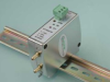 Din Rail Mount Pressure Transducer -- 167 Series
