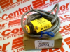 MINI-BEAM: EMITTER; RANGE: 30 M; INPUT: 10-30V DC; OUTPUT: NOT APPLICABLE - NO OUTPUTS; 2 M (6.5 FT) CABLE, PART # 25724 -- SM31EL