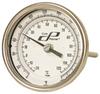 30025T006A4SF - Digi-Sense Sil-Filled Back-Con Bimet Thermometer, 3