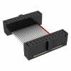 Rectangular Cable Assemblies -- FFSD-10-D-08.00-01-N-RN1-ND -Image