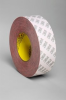 3M 469 Red Bonding Tape - 2 in Width x 60 yd Length - 5.5 mil Thick - Silicone-Coated Paper Liner - 38389 -- 021200-38389