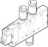 Air solenoid valve -- CPE24-M3H-5L-QS-10 -Image