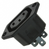 Power Entry Connectors - Inlets, Outlets, Modules -- CCM1404-ND -Image