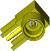 Standard RF 50 Ohm MMCX PCB Components -- MMCX-TH Series