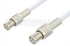 MCX Plug to MCX Plug Cable 60 Inch Length Using RG196 Coax, RoHS -- PE3293LF-60 -Image