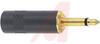 3.5 MM Plug: Black/Gold -- 70088271